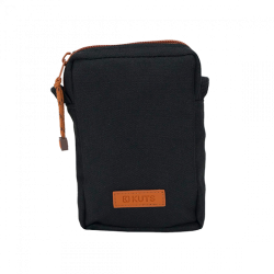 KUTS BODYBAG ZIP NOIR