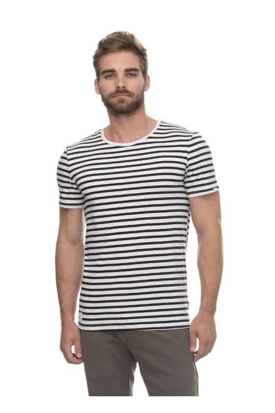 RAGWEAR PAUL STRIPE ORGANIC